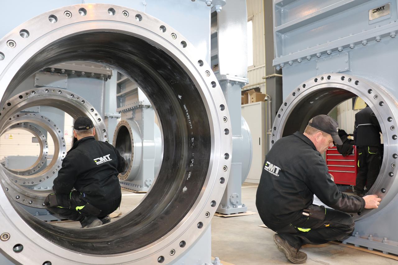 dredging-valves